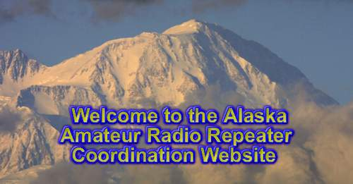 Alaska Amateur Radio Repeaters